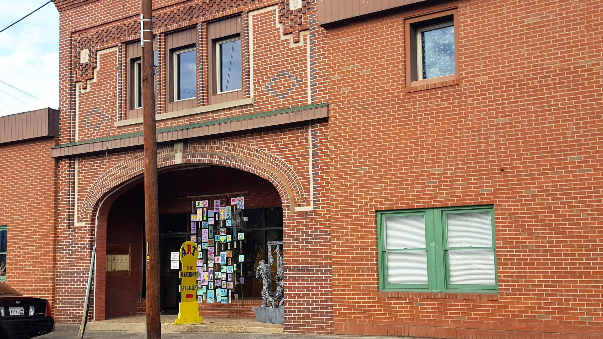 The Warehouse Art Gallery