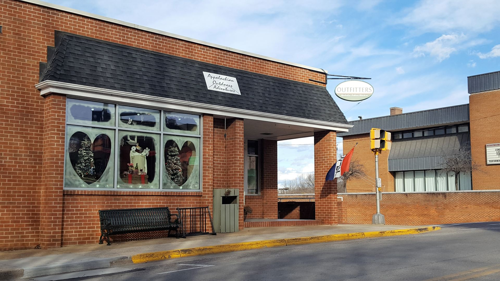 Appalachian Outdoors Adventures Store