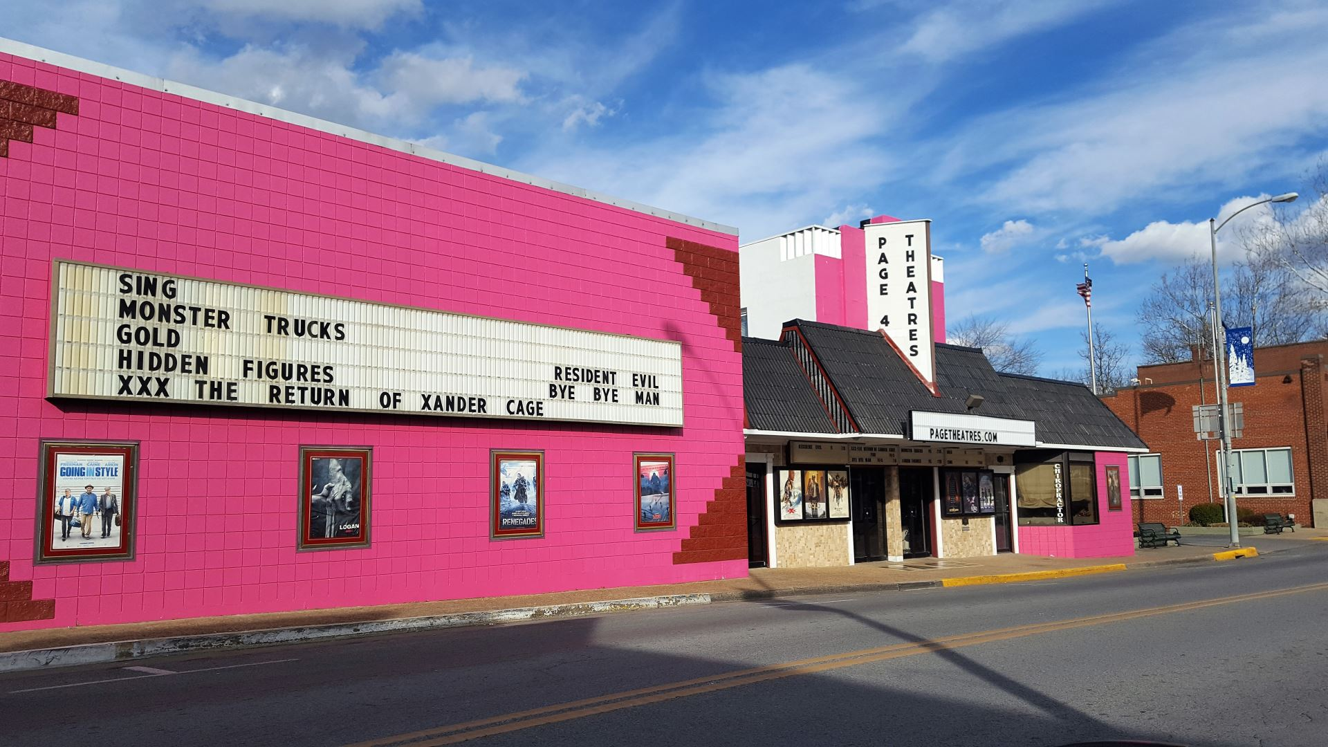 Page Twin Theatre