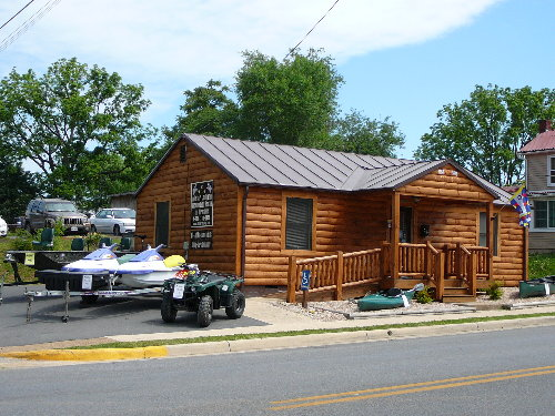 Allstar Lodging Virginia Vacation Cabin Rentals