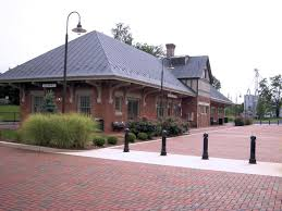 Luray Visitor Center Train Station and Museum